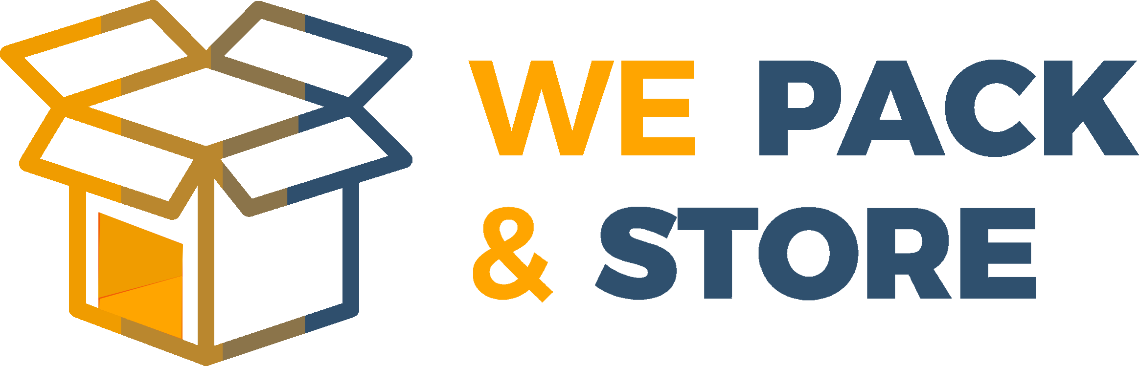 We Pack & Store