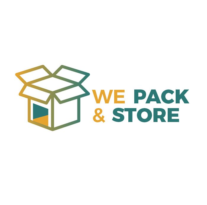 We Pack And Store Logo